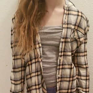 Empyre Hooded Flannel